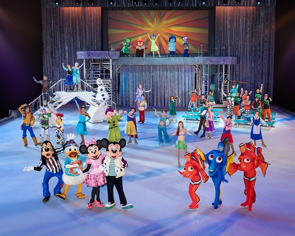 Disney On Ice.Enero 2018.1